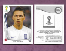 Greece Jose Holebas Olympiakos 201